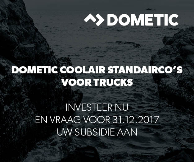 Dometic - home banner square