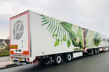 Internationaal inzetbare LZV voor JZ Transport