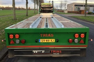 Herms & Zn. Epe kiest voor Trias Trailers