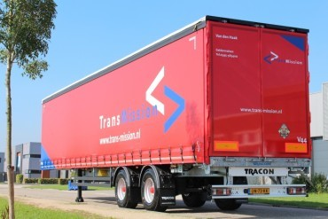 Tracon Trailers failliet verklaard