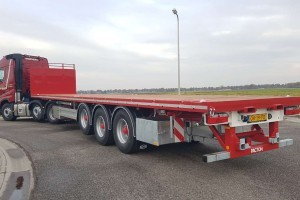 Wigchers Transport kiest voor Pacton Trailers