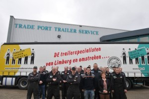 Trade Port Trailer Service: Schmitz servicepartner van het jaar