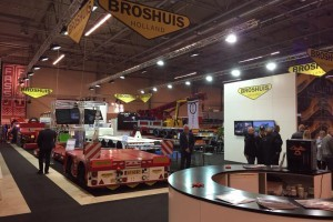 Broshuis op Transport Herning in Denemarken