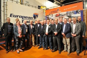 European Trailer Care 'plein' in Hardenberg