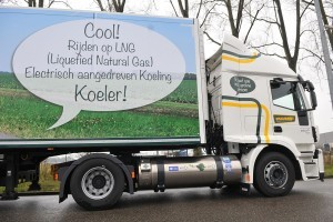 Carrier met TRS-primeur in Hardenberg