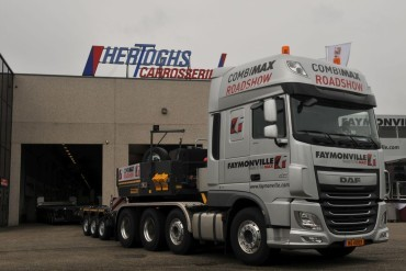 Demonstraties met MAX-trailers bij Hertoghs