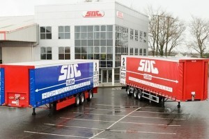 CIMC neemt SDC Trailers over