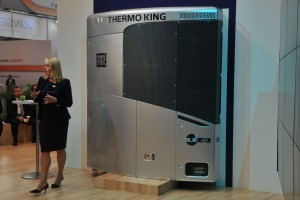 Thermo King met SLXi: Connected