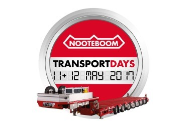 Nooteboom Transport Days 2017
