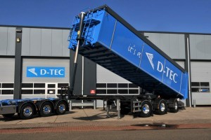 D-Tec introduceert kippertrailers