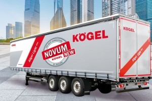 Novum 'update' voor Kögel trailers
