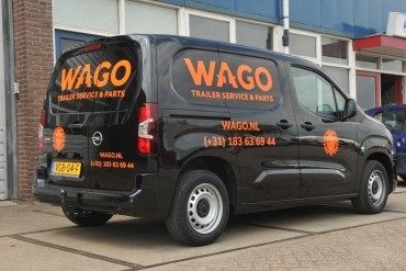 WAGO Trailer Service & Parts overgenomen door Asse Bruinenberg